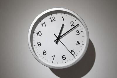 Thomas Shannon, 'Relativity Clock', 2012