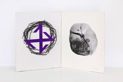 Fausta Squatriti, 'Corona di spine ', 1995