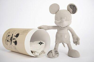 Daniel Arsham, 'Daniel Arsham x Disney APPortfolio Plush Mickey Figure (Small), 2019', 2019