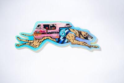 Electric Coffin, 'Greyhound Speed Queen', 2019