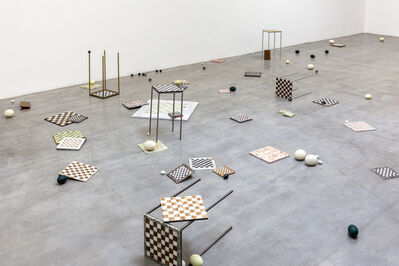 Sarah Ortmeyer, 'SANKT PETERSBURG PARADOX', 2014