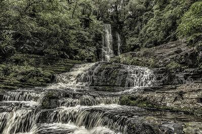 Barry Guthertz, 'Cascading Falls'