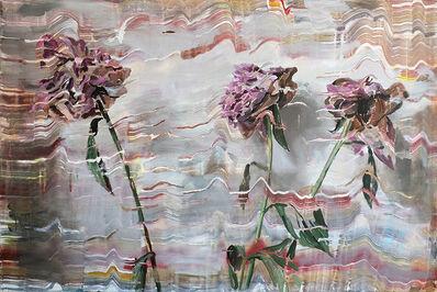 Dénesh Ghyczy, 'Three Flowers', 2019