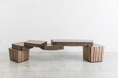 Gary Magakis, 'Il Ponte Bench', 2018