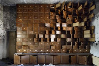 Henk Van Rensbergen, 'The Unburnt Library', 2013