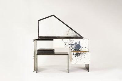 Stefan Rurak, 'Stefan Rurak, Trapezoid Mirror Desk / Vanity, USA', 2019