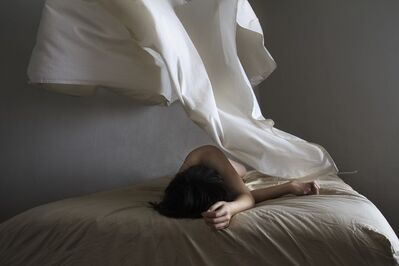 "Karina Juárez, 'Insomnia (from the series ""Acciones para recordar""), Oaxaca, Mexico', 2012"