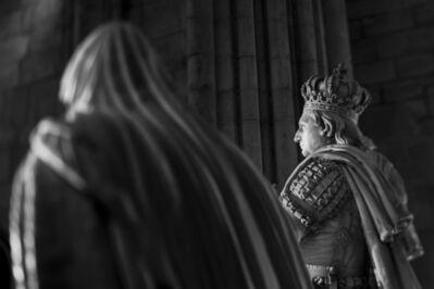 Jean-Christophe BALLOT, 'St Denis Orants de Louis XVI et de Marie-Antoinette (007)', 2014