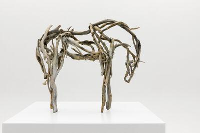 Deborah Butterfield, 'MAKA', 2018