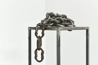 "Chen Chenchen 陈陈陈, 'Chain from ""Mercy of Not Killing""', 2017"