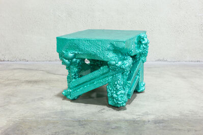Chris Schanck, 'Alufoil (Table)', 2014