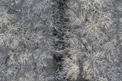 Kacper Kowalski, 'Depth of Winter #48'