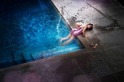 David Drebin, 'Love Splash', 2018