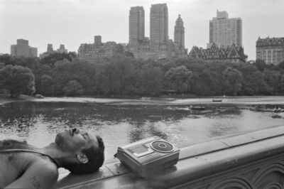Ferdinando Scianna, 'Central Park. Manhattan, New York City', 1985