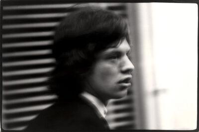 Michael Putland, 'Mick Jagger', 1966