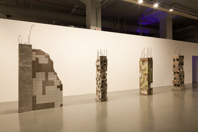 Marwan Rechmaoui, 'Pillar Series', 2015