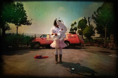 Maleonn, '衣锦夜行#1 正午的天使', 2005
