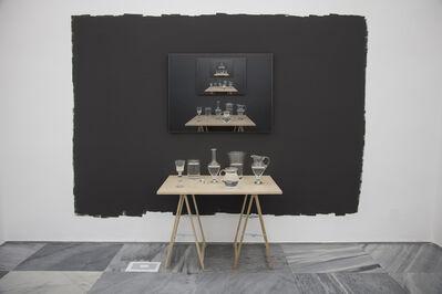 Miguel Ángel Gaüeca, 'Table 2', 2017
