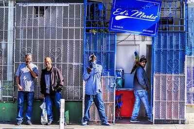 Mitchell Funk, 'Ed's Market Tenderloin, San Francisco', 2019