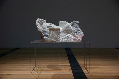 Oliver Laric, 'Reclining Pan', 2018