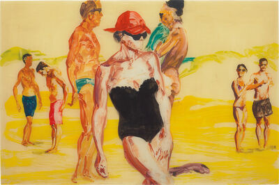 Eric Fischl, 'Untitled', 2013