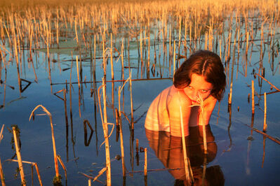 Ryan McGinley, 'Susannah (Swamp Sticks)', 2013