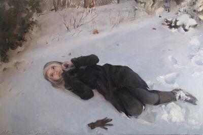 Stephanie Deshpande, 'Fresh Fallen Snow', 2020