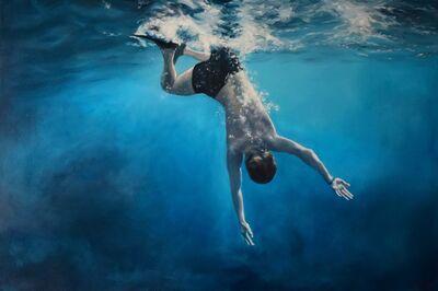 Katerina Hatzi, 'Diver', 2018