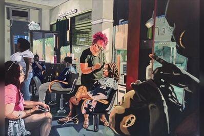 Cuyler Etheredge, 'Cherry's Unisex Hair Salon', 2018
