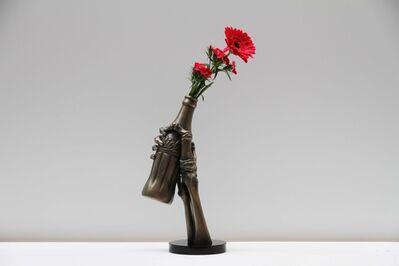 D*Face, 'Riot Coke (Bronze)', 2018