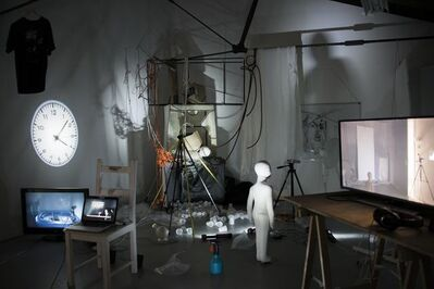 Takeshi Ikeda, 'Tzodom 24', 2016