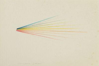 Getulio Alviani, 'Cromogramma. Che l'intelligenza sia l'apertura del futuro', 1996