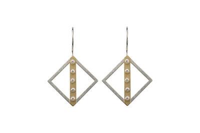 Janis Kerman, 'Pearl Earrings', ca. 2018