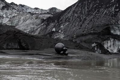 Michał Smandek, 'Unnatural 4 (2), Sólheimajökull Glacier, Iceland', 2018
