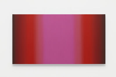 Ruth Pastine, 'Sublime Terror 6, Red 2', 2019