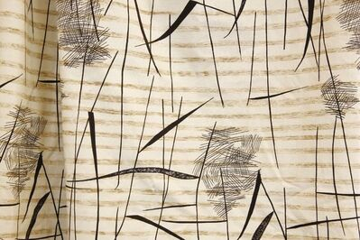 Lucienne Day, 'Two pairs of 'Tarn' curtains'