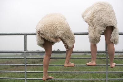 Jennifer Drabbe, 'Legging it', 2018