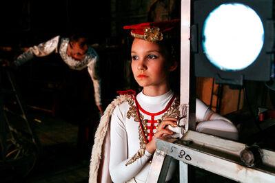 Rachel Papo, 'Yana Backstage', 2007