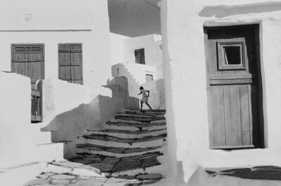 Henri Cartier-Bresson, 'Siphnos, Greece', 1961-printed later