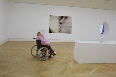 Juergen Teller, 'Installation view with Suzanne Tarasieve with Plate, No.6, Bundeskunsthalle Bonn', 2016