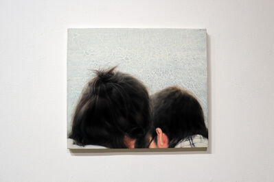 Jongkie Jeong, 'Their Own Language - Two Heads', 2007