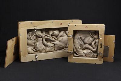 Nicola Costantino, 'Cajas de madera', ca. 2000