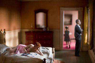 Richard Tuschman, 'Pink Bedroom (Family)', 2013