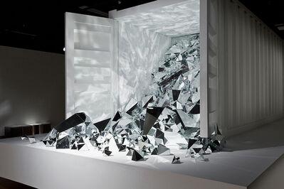 Simon Bilodeau, 'Le monde est un zombie', 2011