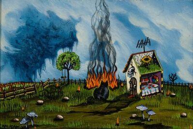 Carolyn Zacharias McAdams, 'Fire Proof', 2016