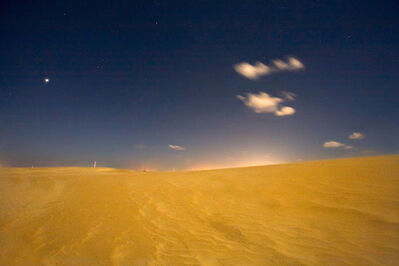 Avery Danziger, 'Jockey's Ridge 5:27 am', 2007