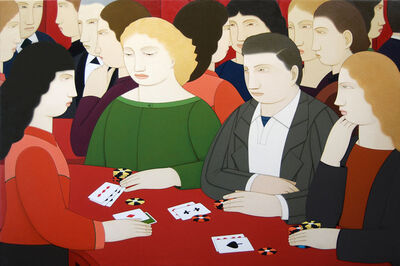 Andrew Stevovich, 'Blackjack Players ', 2012