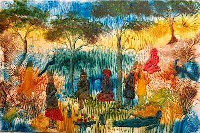Tasaduq Sohail, 'untitled', 2014