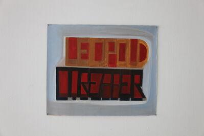 Magdalena Jitrik, 'Leopold Trepper', 2016