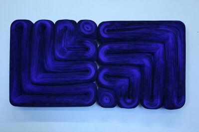 Jae Ko, 'JK491 Ultramarine Blue'